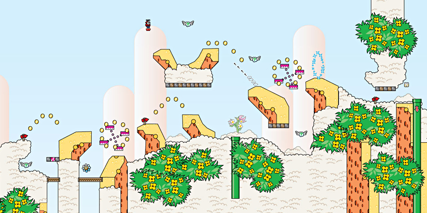 99 lives design previous next yoshis island ds sciox Image collections